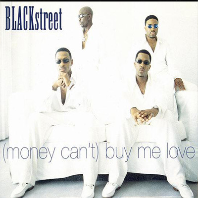 Fix (Mixes) (as Sprague Williams) Blackstreet - (Money Can't) Buy Me Love ‎(CD, Single)