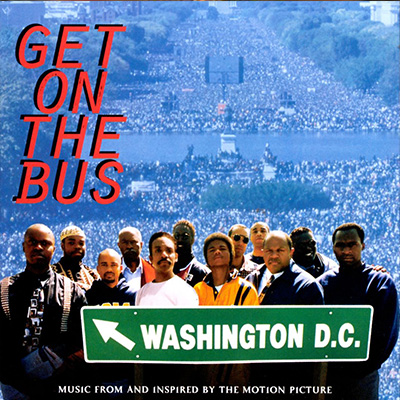 Get On The Bus (Soundtrack) Song: Coming Home To You Credited: Asst Eng.
