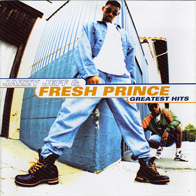 Jazzy Jeff & Fresh Prince* - Greatest Hits | Year: 1998 | Assistant Engineer