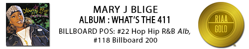 MARY J WHATS THE 411 REMIX