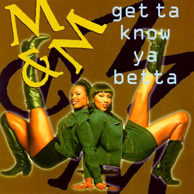 M&M | Album: Get ta Know Ya Betta | | Song: Talk to Me | Credited: Remixer