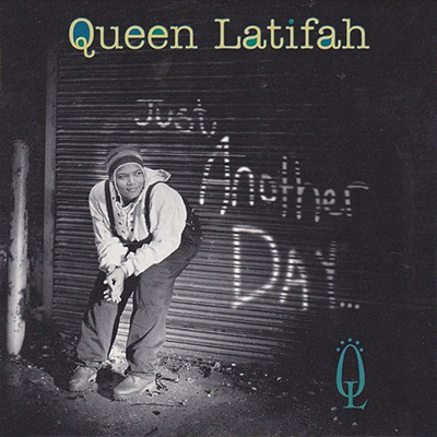 Queen Latifah Album: Black Reign Song: Just Another Day Credited: Asst Eng.